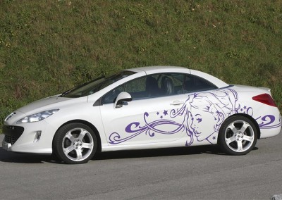 Carstyling Peugeot CC 1